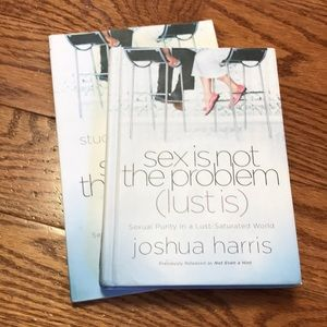 Sex is Not the Problem (Lust is) book/study guide